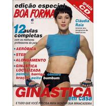 Revista Boa Forma Nº 98e - Cláudia Raia