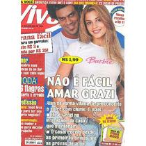 Grazi Massafera & Alan Passos: Capa & Materia Da Viva 313