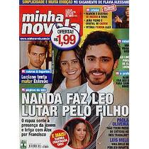 Minha Novela: Fernanda Vasconcellos & Thiago Rodrigues