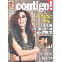 Contigo 1908: Claudia Raia / Antônia Morais / Bruno Fagundes