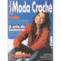 Revista Figurino Moda Crochê: Amanda Françozo (ano 1)
