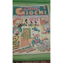 Revista Disney Giochi 18 Donald Mickey Tio Patinhas Italia