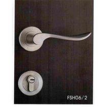 Fechadura Luxo Aço Ideal Para Porta Entrada Reforçada 55mm