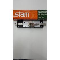 Fechadura 201 Stam Para Porta De Enrolar - Porta De Aço