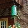 Horta Vertical Suspensa Para Plantar Tomates Dentro De Casa