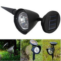 Outdoor Led Solar Light Energia Solar Da Spotlight Jardim Gr