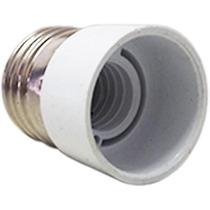 Kit Com 100 Adaptador De Soquete E27 Para E14 110v/220v 2a