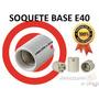 Soquete E40 Para Lampada Vapor Metalica Hqi 250w Ou 400w