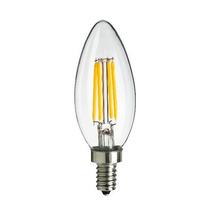 Sunlite Antique Filament Led 4 Watt 1800k E12 Candelabro Amp