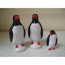 #5677# Familia Pinguim De Geladeira!!!
