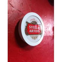 Placa Luminosa Decorativa Stella Artois De Led
