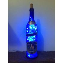 Garrafa Luminosa - Vinho Alemão