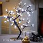 Luminaria Arvore Flores Cerejeira 48 Leds Presente Natal