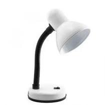 Luminária De Mesa Com Base Bivolt Haste Flexível