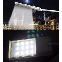 Luminária De Rua Solar Led