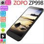 Smartphone Zopo Zp998 Octacore 1.7ghz Mt6592 16gb Rom 14mp