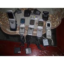 Lote Com 5 Telefones E Acessorios Importados Do Japao