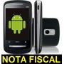 Zte X850 - 2mp, Android 2.1, Wi-fi, Rádio Fm - De Vitrine