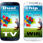 Celular Dual Chip Mp3d Java Wifi Touch Radio Tv Capa Gratis