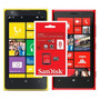 Celular Lumia L1020 Android 4.1 Dual Chip Wi-fi + Brindes