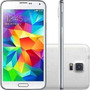 Smartphone Galaxy S5 Tela 4.7 Android 4.4 Air Gesture S4/s3