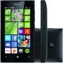 Celular Lumia 435 Tv Dual Bateria De 1.560 Mah Preto S/juros