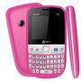 Telefone Celular Gsm Tri-chip - Cx910 - Lenoxx - Rosa