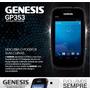 Celular Smartphone Genesis Gp-353 Android 3g Wi-fi 1ghz Novo