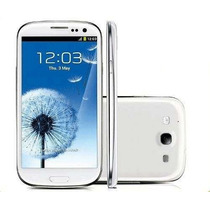 Celular Mp85 Java Galaxy S3 Dual Chip I9300 Tela 4.0 Pol Tv