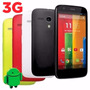 Celula Android 4 3g Wifi 2 Chip Queima De Estoque Marca Ztc