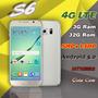 2015 New Perfect S6 Phone 3gb Ram 64gb Rom Octa Core 5.1 Mt