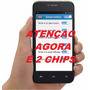 Celular Mais Barato Android Tres Chips Play Store Whatsapp