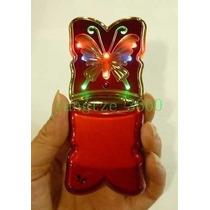 Celular Luminoso Mp20 Borboleta 2 Chip Importado Made In Usa
