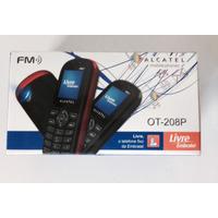 Aparelho Telefone Alcatel Ot-208p (par) Frete Grátis Cod046