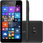 Smartphone Lumia 535 Dual Bateria De 1.905 Mah Preto Novo