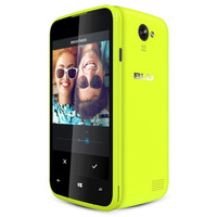 Blu Amarelo Win Jr W140l Dual Windows Phone Anatel + Nf