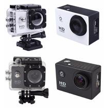 Mini Câmera Filmadora Sports Full Hd Prova D`água Portátil