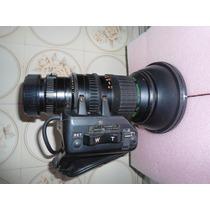 Vendo Lente Fujinon Vcl-916bya A16x9brm-28 Para Filmadora