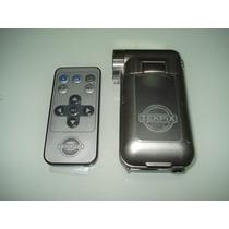 Filmadora / Camera Tekpix Modelo I-dv12 Com Controle
