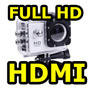 Mini Câmera Filmadora Sports Hd Carro Bike Bate Foto E Filma
