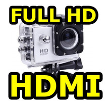 Camera Filmadora E Fotografica Para Moto Carro Full Hd Hdmi