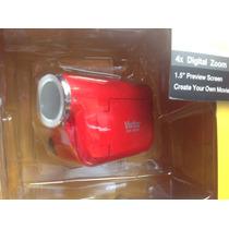 Vivitar Digital Camcorder Filmadora 503.novo.lacrado.caixa