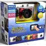 Camera Digital Action Camcorder 720p Hd Prova Dagua Vermelha