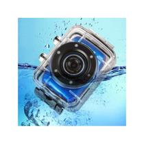 Camera Filmadora Prova Agua Touch Screen Sport Foto Sport