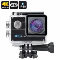 Câmera Filmadora De Esportes Com Resolução 4k Ultra Alta.
