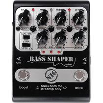 Pedal Nig Bass Shaper Bsh Pedal Para Baixo Pré Amp