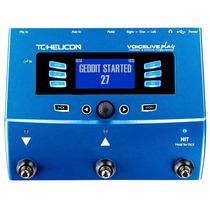 Tc Helicon Voicelive Play Electric - Novo Processador De Voz