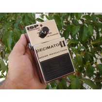 Pedal Isp Decimator Ii Noise Reduction Redutor De Ruído