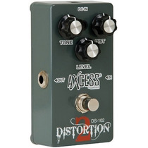 Pedal De Efeito Ds102 Distortion 2 Axcess By Giannini