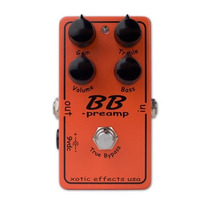 Pedal Xotic Bb Preamp - Overdrive Tube Screamer